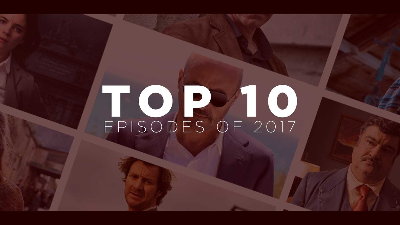 Top 10 Most Watched Episodes 2017