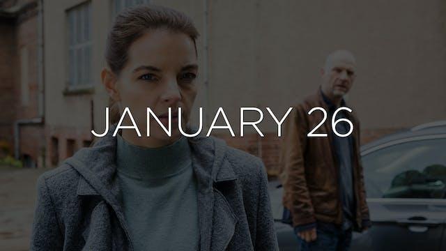 """Wolfsland - EP 103"" Available Januar..."