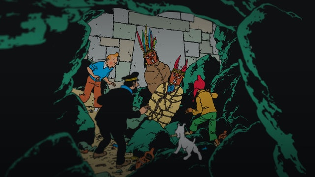 In The Footsteps Of Tintin: Prisoners of the Sun (Sn 1 Ep 4)