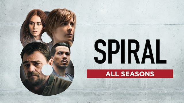 PR | Spiral S8 Trailer - Now Streaming