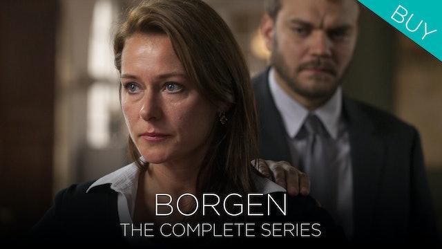 Borgen (Complete Series)