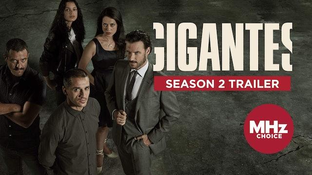 PR | Gigantes S2 Trailer