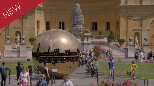 Discovering the Vatican Museums: The Architecture (Sn 1 Ep 5)