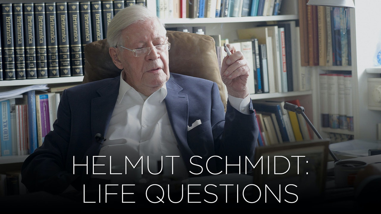Helmut Schmidt: Life Questions