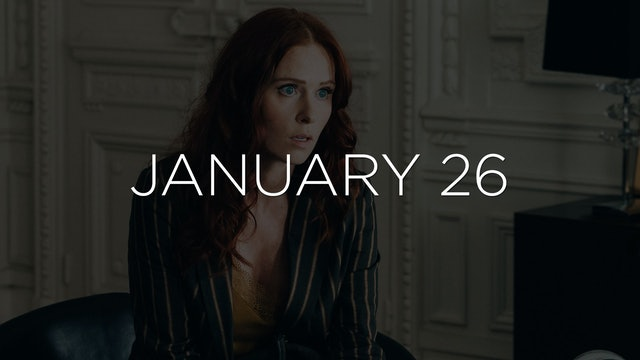 """""""Spiral - EP 808"""" Available January 26"""