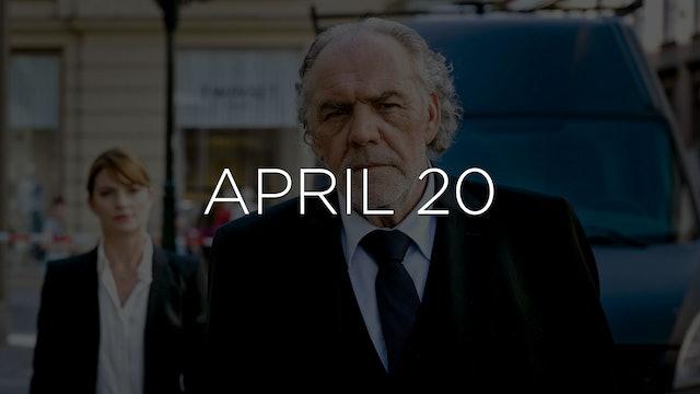 """Money Murder Zurich - EP 205"" Available April 20"