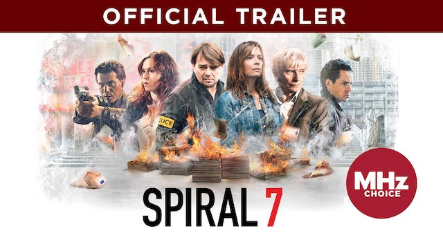 PR | Spiral Season 7 Trailer - Now St...