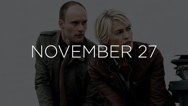 """Those Who Kill - EP 107"" Available November 27"