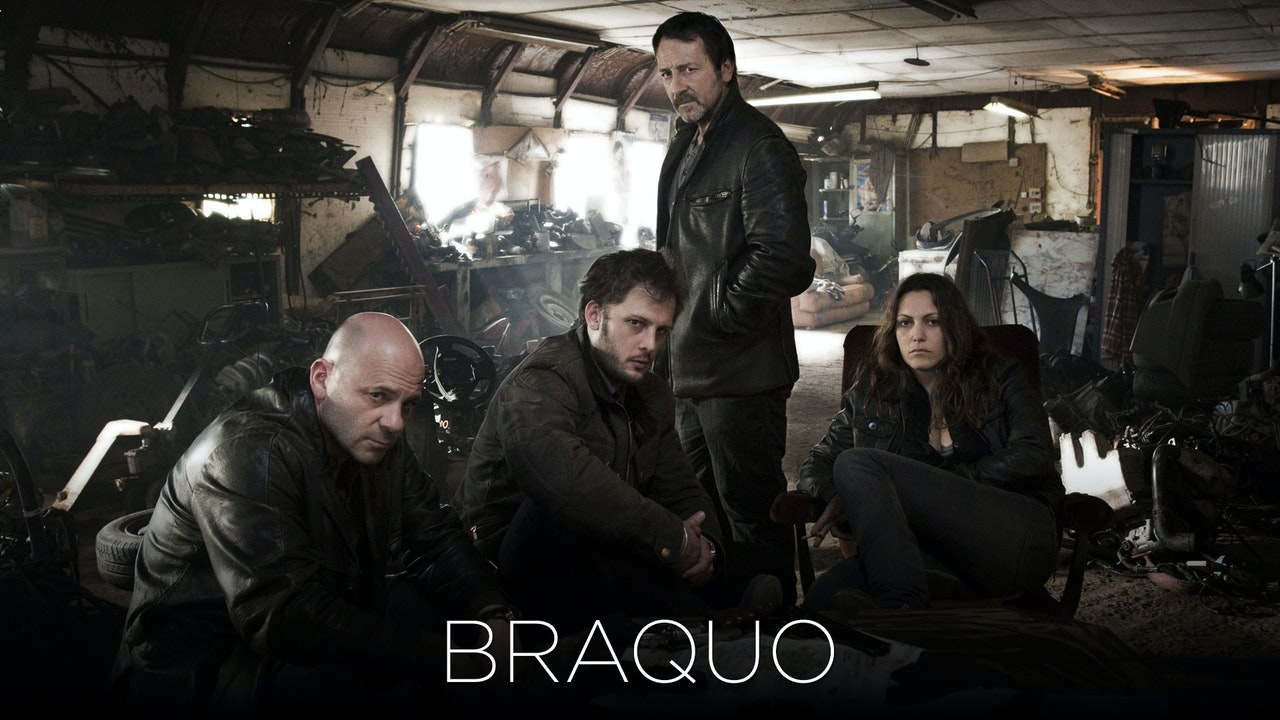 Braquo Blurred