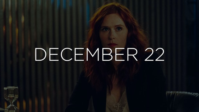 """Spiral - EP 712"" Available December 22"