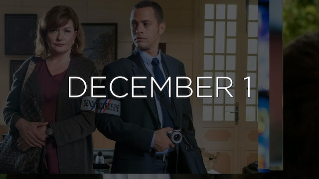 """""""Murder In... - EP 604"""" Available December 1"""