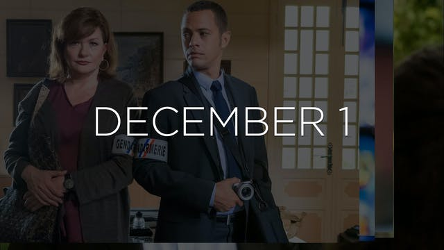 """""""Murder In... - EP 604"""" Available Dec..."""