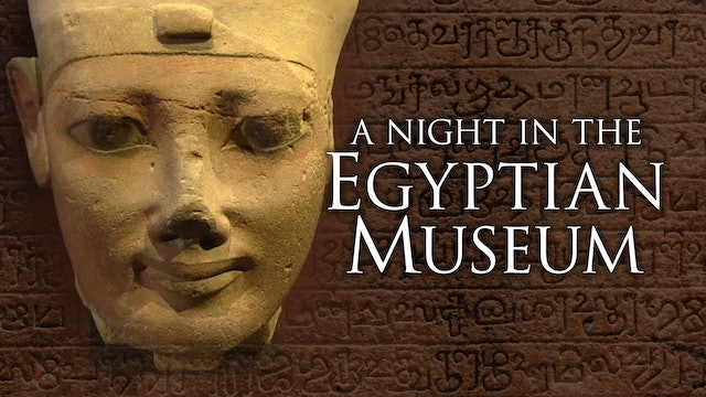 A Night in the Egyptian Museum