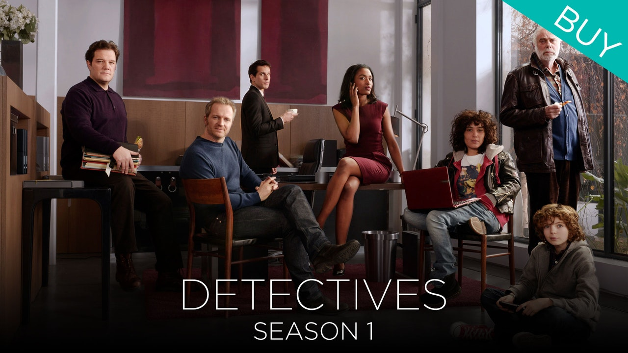 Detectives (Season 1)