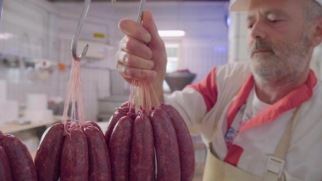 Le Petit Tour: Bodeun and Blood Sausage (Sn 1 Ep 8)