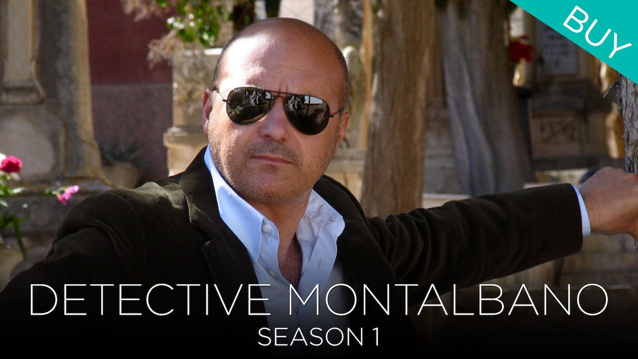 Detective Montalbano Collection
