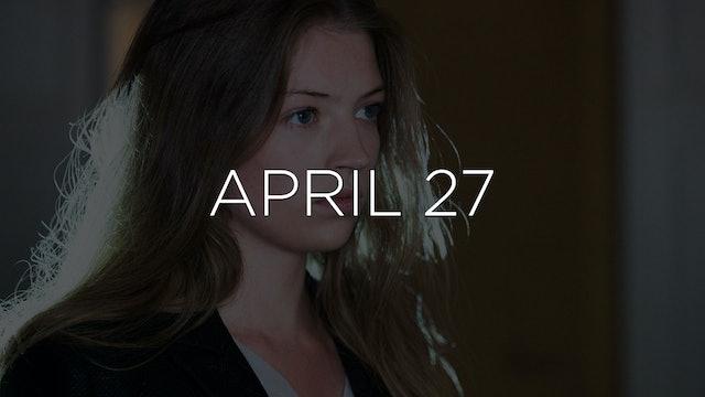 """Mafiosa - EP 505"" Available April 27"