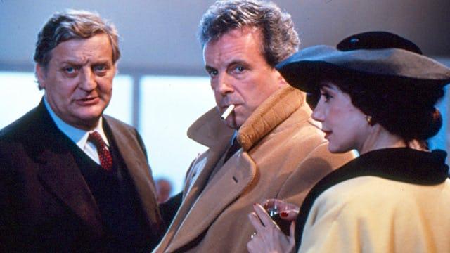 Maigret's War of Nerves