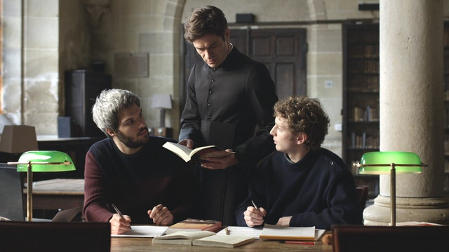 The Churchmen: Episode 01 (Sn 1 Ep 1)