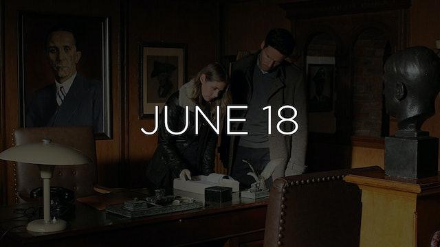 """Nele Neuhaus Mysteries - EP 104"" Available June 18"