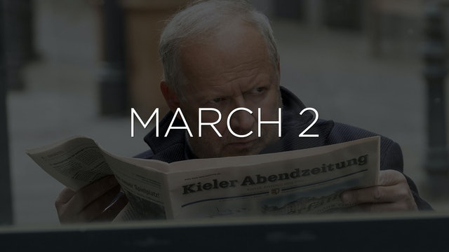 "Tatort: Borowski - EP 503"" Available March 2"