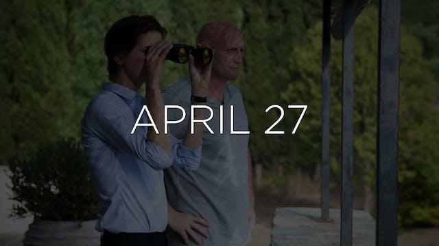 """Mafiosa - EP 506"" Available April 27"