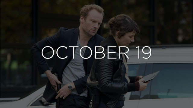 """""""Tatort: Streets of Berlin - EP 110"""" Available October 19"""