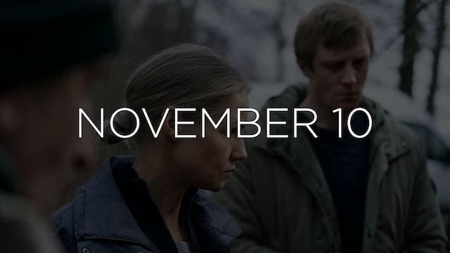 """Greyzone - EP 110"" Available November 10"