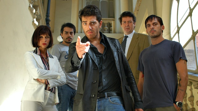 Inspector Coliandro: Day of the Wolf (Sn 1 Ep 1)