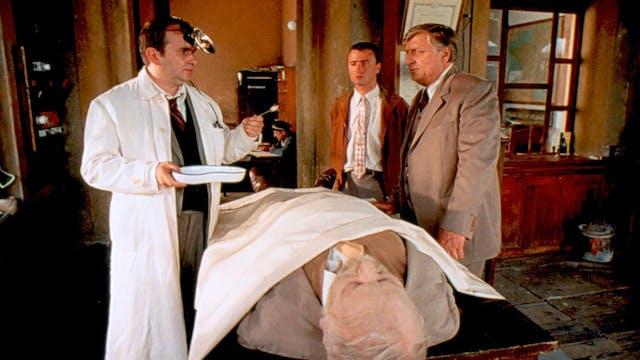 Maigret: First Class Murder (Sn 6 Ep 1)