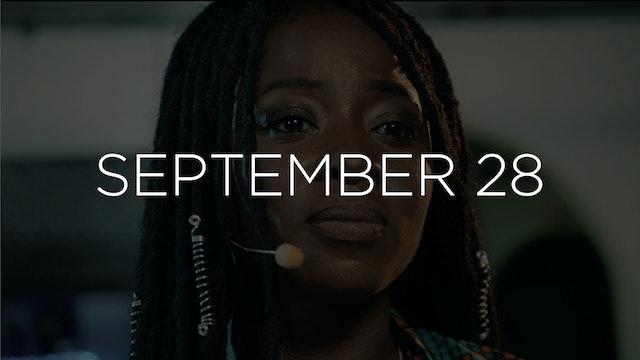"""Wara - EP 106"" Available September 28"
