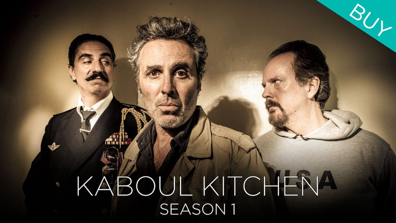 Kaboul Kitchen (Season 1)