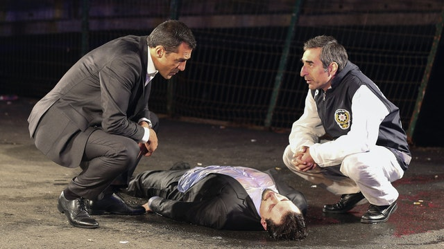 Homicide Unit Istanbul: The Bosporus Broker (Sn 2 Ep 5)