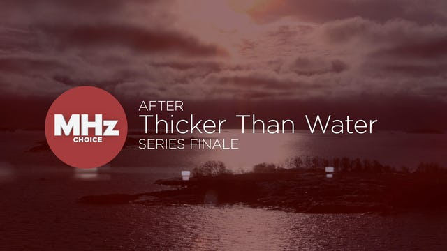 PR | After Thicker Than Water