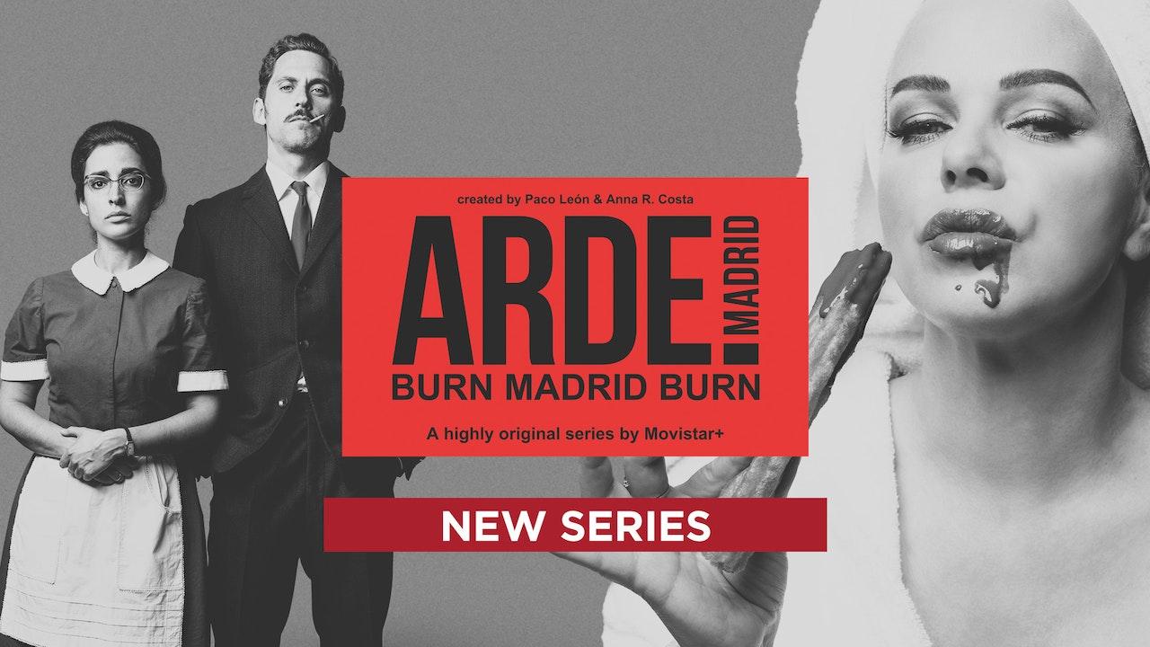 Arde Madrid: Burn Madrid Burn