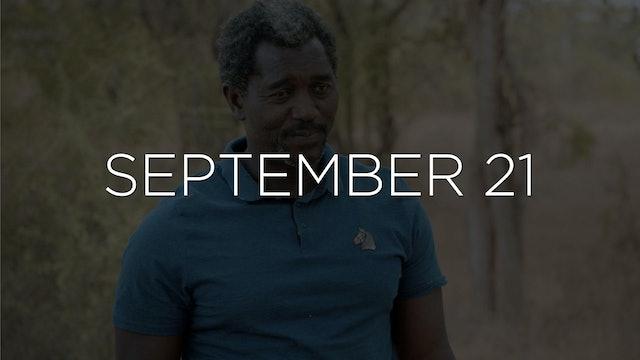 """Wara - EP 104"" Available September 21"