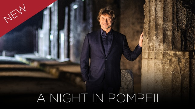 A Night in Pompei