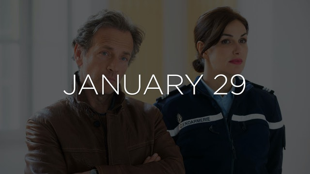 """""""Murder In... - EP 108"""" Available January 29"""
