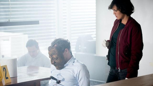 Professor T: Masked Death  (Sn 2 Ep 1)