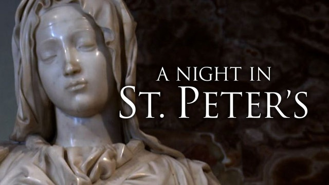 A Night in St. Peter's