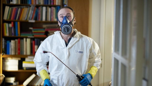 Crime Scene Cleaner: The Challenge (Sn 1 Ep 6)