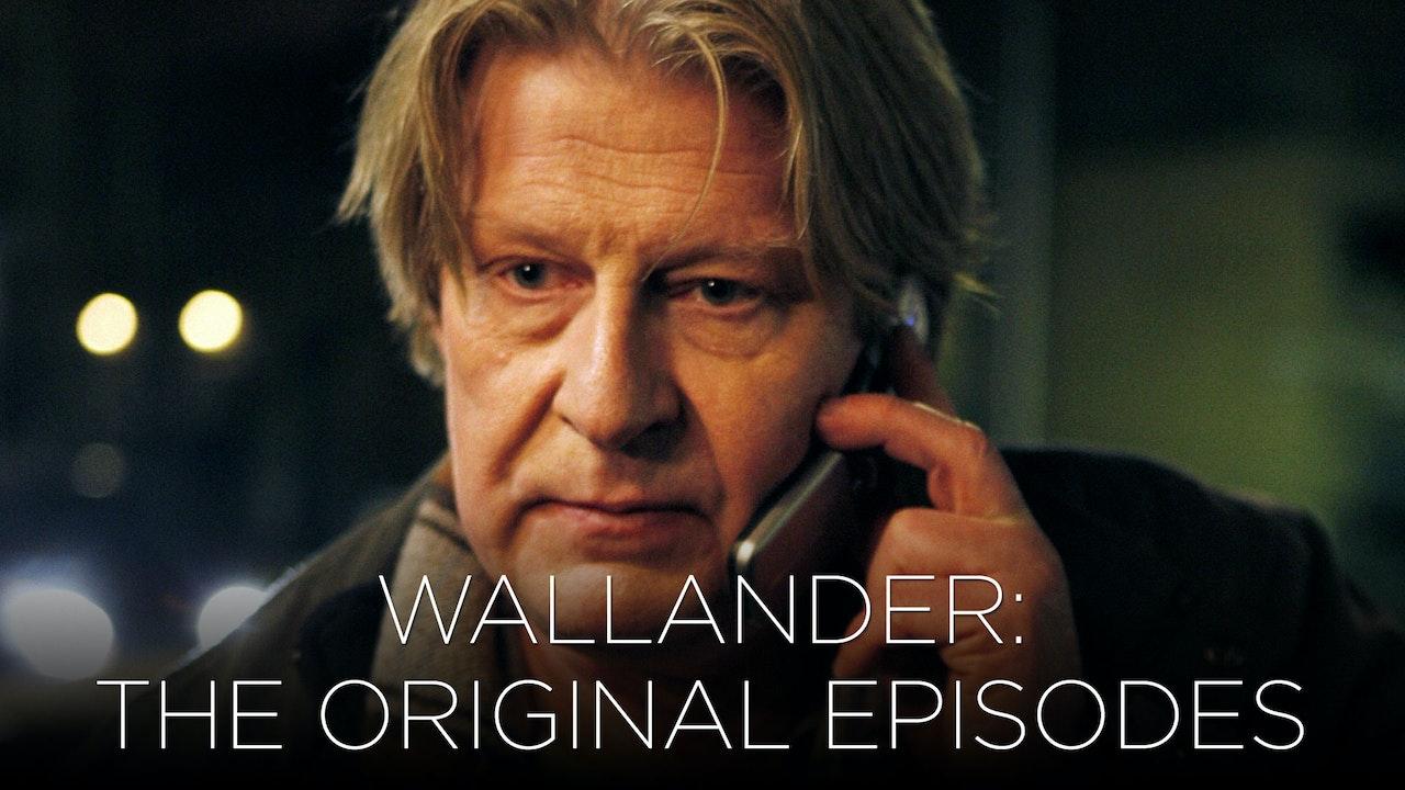 Wallander: The Original Episodes