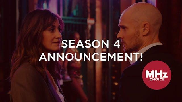 PR | The Art of Crime Season 4 Announ...
