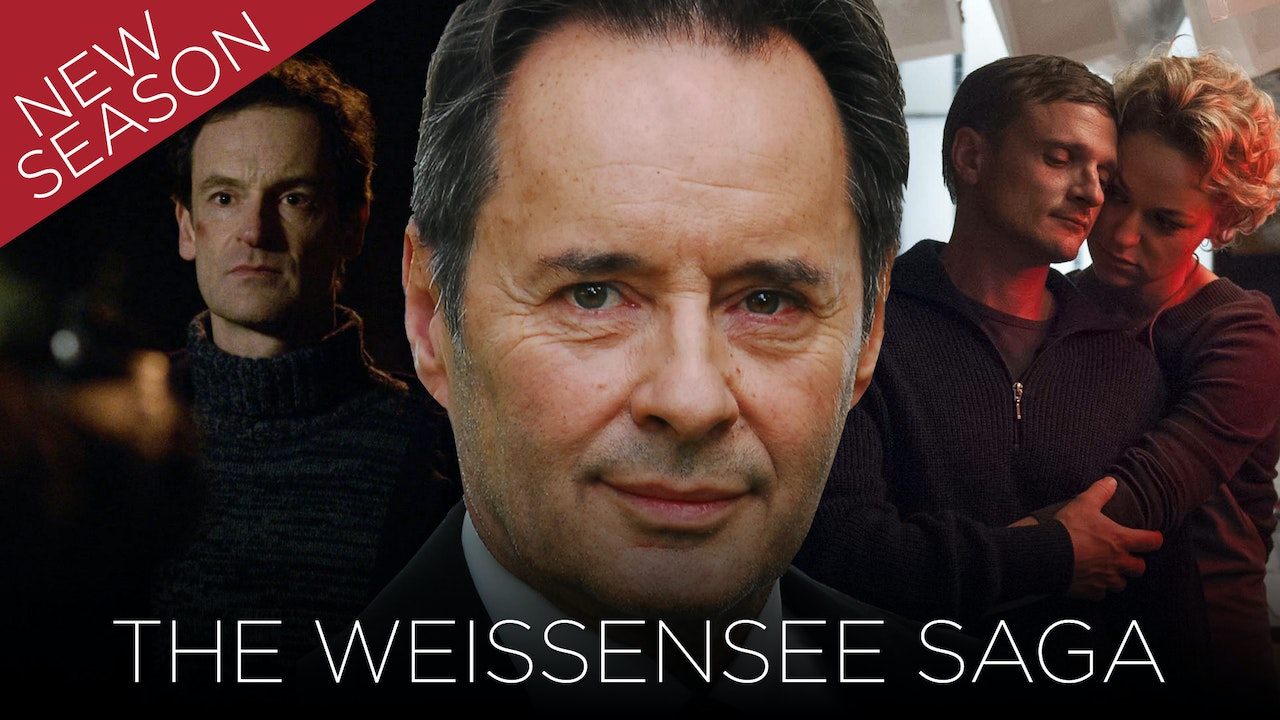 The Weissensee Saga Blurred