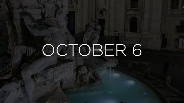 """""""Meraviglie: A Tour of Italy's Wonders - EP 204"""" Available October 6"""