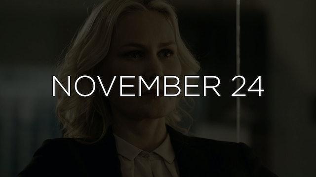 """Aber Bergen - EP 307"" Available November 24"
