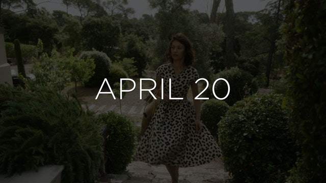 """Wonderland - EP 105"" Available April 20"