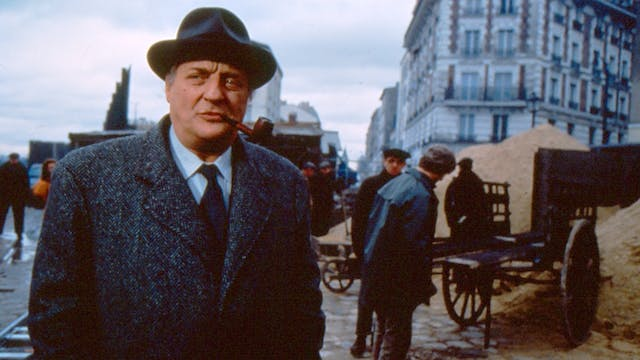 Maigret: Maigret and the No. 1 Lock (Sn 3 Ep 1)
