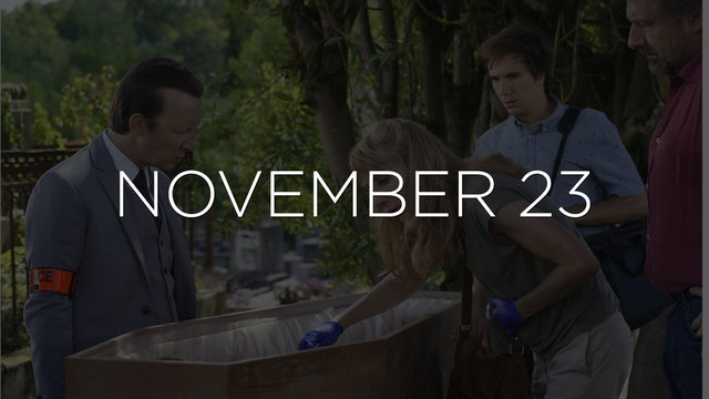 """Alexandra Ehle - EP 107"" Available November 23"