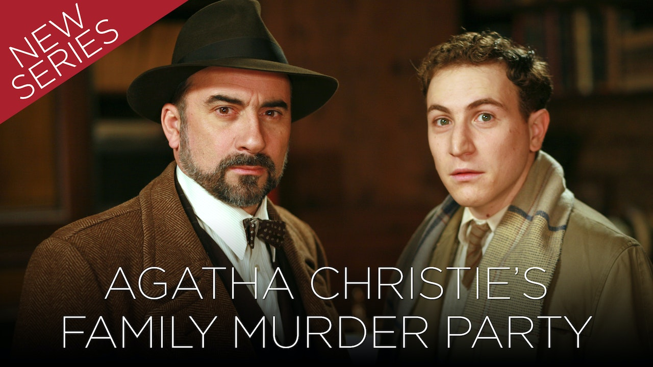 Agatha Christie's Family Murder Party Blurred
